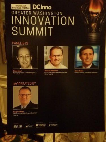 Greater Washington Innovation Summit