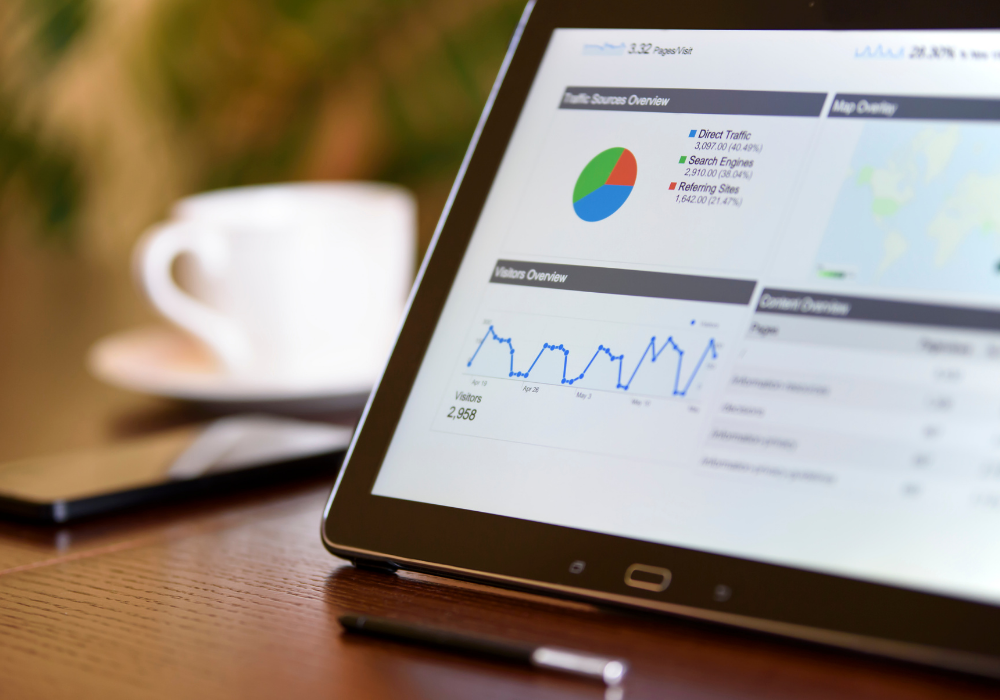 5 Website Metrics for B2B Clients