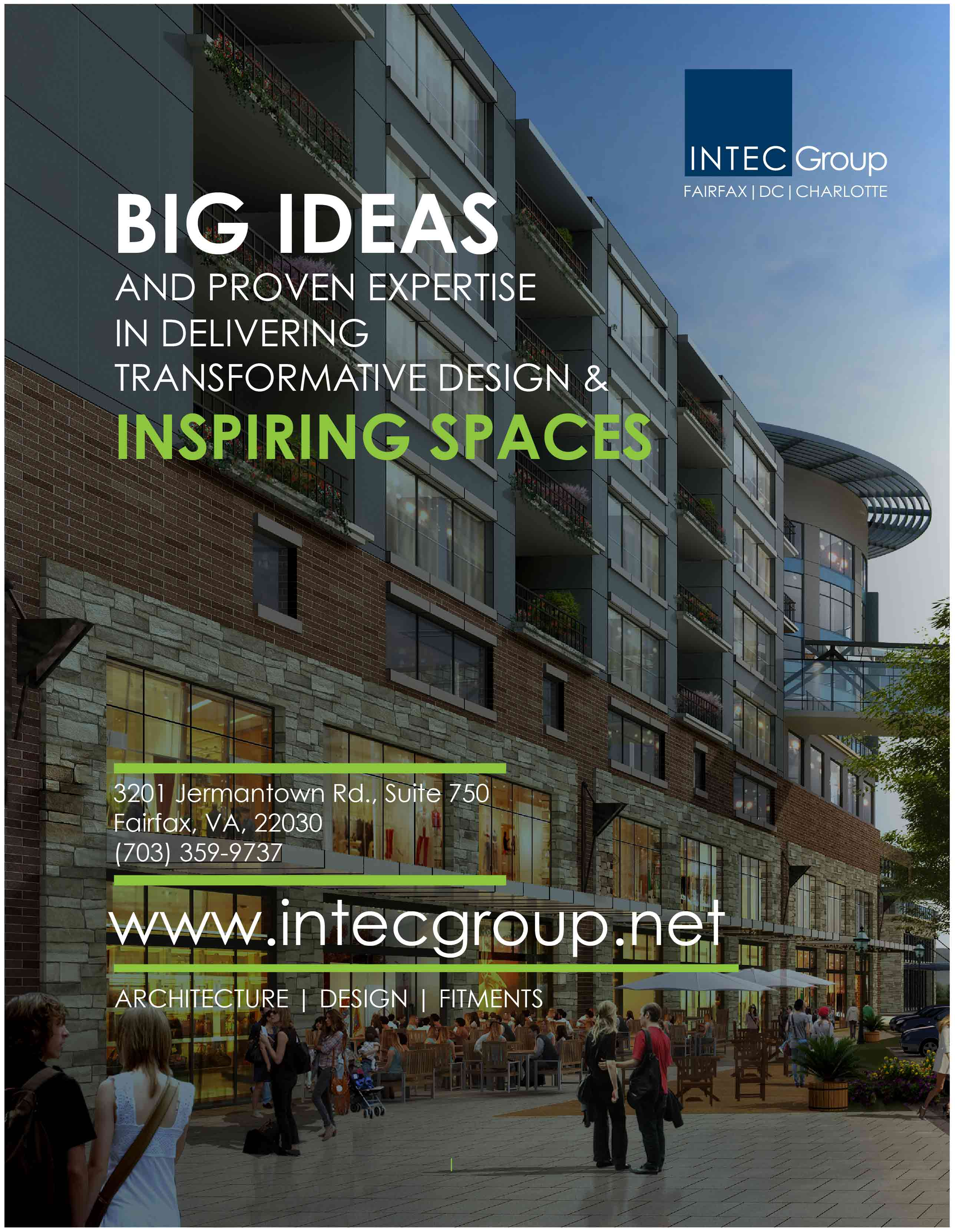 INTEC Group Ad
