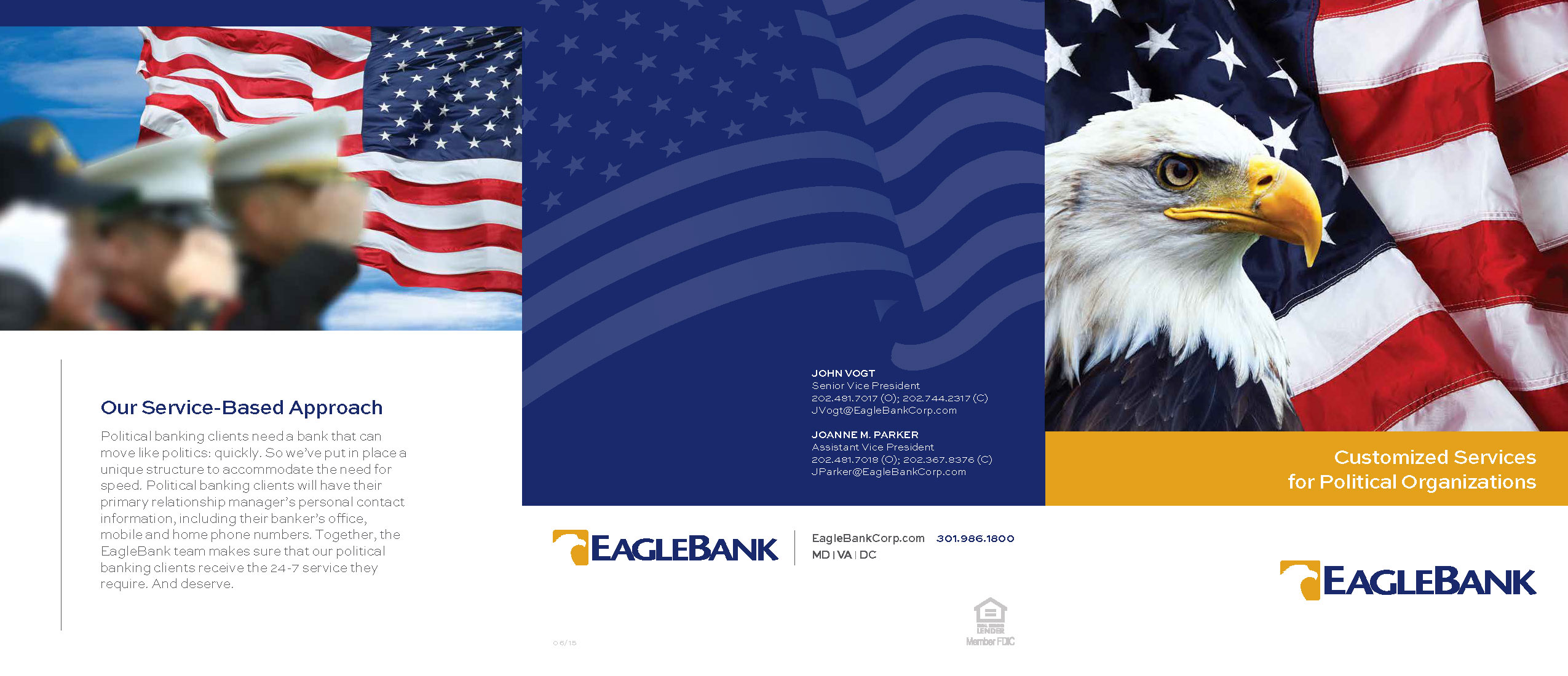 Vertical Marketing EagleBank