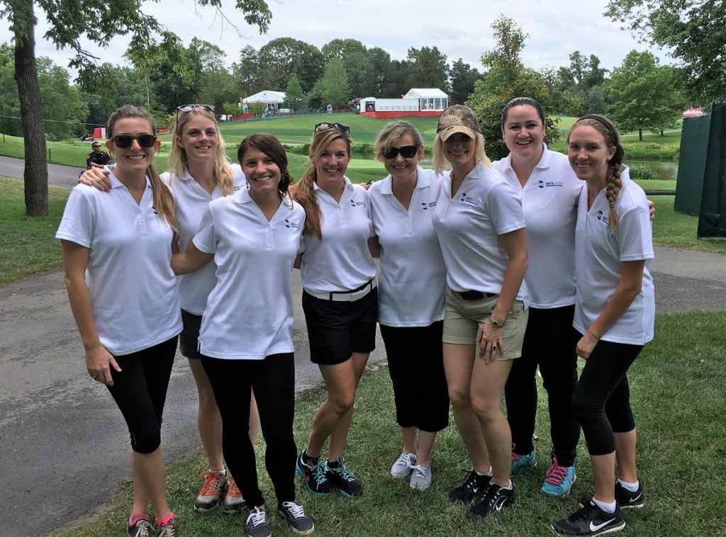 Verasolve at Golf Tournament