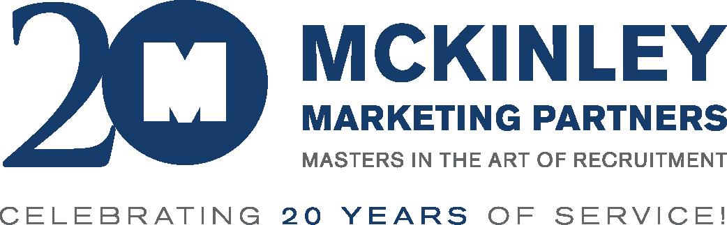 McKinley 20th Anniversary Logo