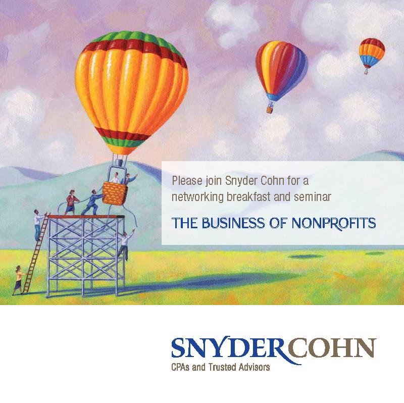 Snyder Cohn invitation